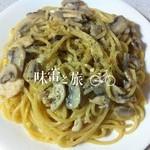 杰米0723937365奶油蘑菇意大利面的做法