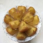 可爱的毛毛虫(来自腾讯.)盐蒸橙子的做法
