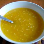 小鹿_斑比小米南瓜粥的做法