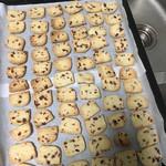 雪梅2372蔓越莓饼干的做法
