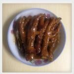 小梁(来自腾讯....)酱鸡爪的做法