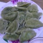 淘艺坊37℃麦兜韭菜鸡蛋饺子的做法