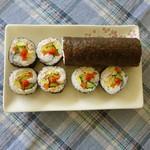 花青柔懿寿司的做法