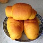 凝望深蓝胡萝卜小面包的做法