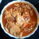 温柔乖巧小逗比韩式辣白菜豆腐汤的做法