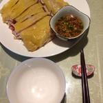 厨事偶纪海南鸡饭的做法