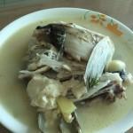 香港奶粉代购专营店鱼头豆腐汤的做法