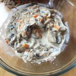 Lyrazt奶油蘑菇意大利面的做法
