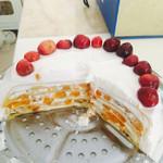 打雷不下雨(来自微信.)芒果千层蛋糕的做法