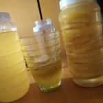 、忆梦回惜✘柠檬蜂蜜水的做法