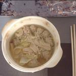 罗莎5126砂锅丸子汤的做法