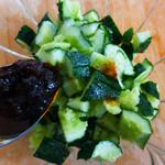 荷塘月色朦胧(来自腾讯.)炝拌黄瓜的做法
