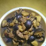 吃货北鼻香菇炖肉的做法