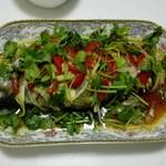 思蔓(来自腾讯.)清蒸鲈鱼的做法
