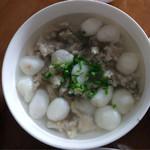 布娃娃bww鱼丸汤的做法