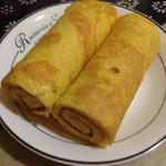 ✨折孒戏°✨虾仁鸡蛋卷的做法