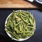 昱猫咪姜汁豇豆的做法