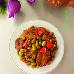 度娘菜园和厨房干锅排骨的做法