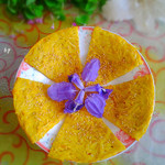 度娘菜园和厨房葱香土豆饼的做法