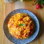 度娘菜园和厨房番茄炒蛋的做法
