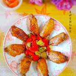 度娘菜园和厨房吮指可乐鸡翅的做法