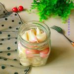 度娘菜园和厨房腌糖蒜的做法