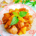 度娘菜园和厨房土豆烧排骨的做法