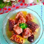 度娘菜园和厨房玉米大骨汤的做法