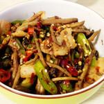 Ve_nice干锅茶树菇的做法