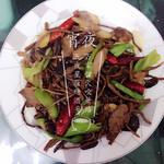 吴丹(来自微信.)干锅茶树菇的做法