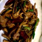 Simple_Ann干锅茶树菇的做法