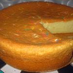 佑见炊烟海绵蛋糕的做法