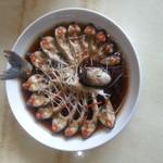 在山一方两吃大虾的做法