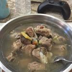 刘老五海参汤的做法