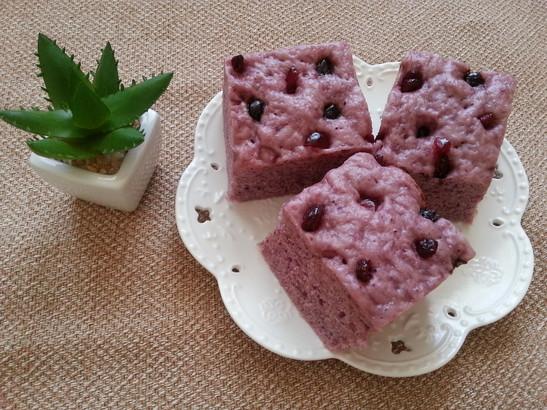紫薯发糕的做法_家常紫薯发糕的做法【图】紫