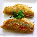 食尚煮易香煎咸鱼的做法