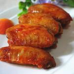 甜盐蜜语新奥尔良烤翅的做法