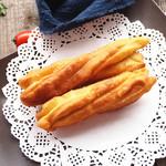甜盐蜜语自制安心油条,详细介绍超多细节~的做法
