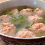 杰米0867099142鲮鱼丸丝瓜汤的做法