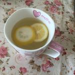水晶女孩520柠檬蜂蜜水的做法