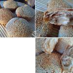 清新天涯老北京麻酱烧饼的做法