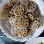 未来从未来热姜汁藕片的做法