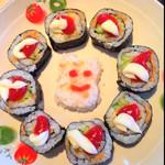 Chen小妹寿司的做法