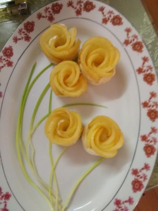 矫情5690在美食杰做过-大曲玫瑰花图图狂欢耳朵美食苹果图片
