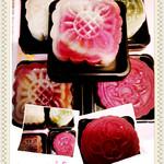 梅子8602冰皮月饼的做法