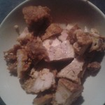 0西葫芦0酥肉的做法