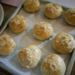 BBANG自制红豆酥的做法