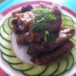 食膳煮意竹荪葛根海底椰汤的做法
