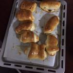 Caroline6441葡萄干面包的做法