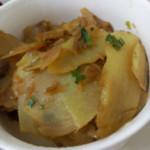 白糯米'糖|甜酸辣土豆片的做法